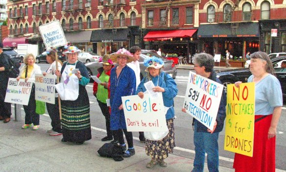 raging grannies photo 2 May 7