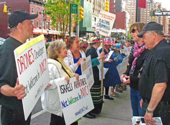 raging grannies photo 3 May 7